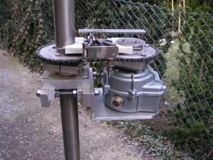Create Rotor als Drehrohr Antrieb